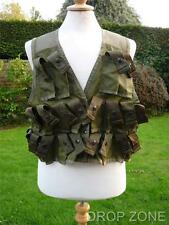 Genuine US Military M79 Grenade Carrying 20 Pocket Vest, Paintballing / Airsoft