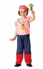 Jake & the Never Land Pirates ~ Izzy the Pirate Fancy Dress Costume NEW 881215