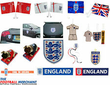 Official ENGLAND Football CAR Accessories Brasil World Cup 2014 Xmas Gift New
