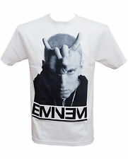 EMINEM - HORNS - Official T-Shirt - Rap Hip Hop - New M L XL