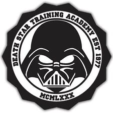 Star Wars Darth Vader Vynil Car Sticker Decal - Select Size