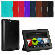 "Cover Smart In Pelle Sottile X Amazon Kindle Fire Hd 7"" 2 (2nd Gen.)"
