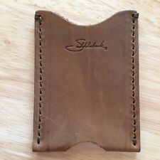 Saddleback Leather Sleeve Wallet - Multiple Color Options - Brand New Full Grain