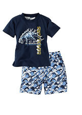 Baby Boys Toddlers Dinosaur T-Shirts Top+ Pants Shorts Outfit Pajamas Sets 2pcs