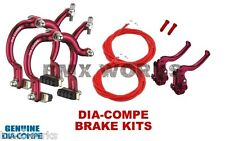 Dia-Compe MX890 with MX122 Levers Package  Old School Vintage BMX Mongoose ect