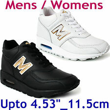 "HEIGHT INCREASING ELEVATOR SHOES_Upto 4.53""_11.5 cm Mens & Womens_Aron"
