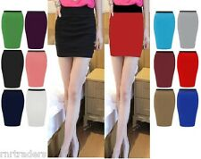 Hot Sale Latest Office Work Party Casual Formal Tube Short Skirt -wig mini
