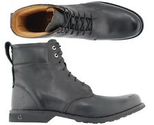 "Timberland EK Original 6"" lace up Boots oiled black sz US 12, 13 (81525)"