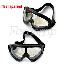 Bicycle Wind Dust Protection Motorcycle Racing Safety Goggle Glasses
