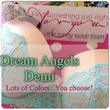 NEW! VICTORIA'S SECRET DREAM ANGELS DEMI BRA ~ choose the color/size for you NWT