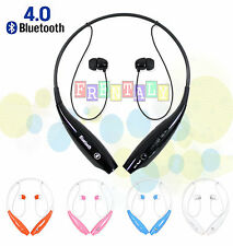 Wireless Bluetooth Sport Stereo Headset Earbuds for iPhone 6 6+ LG SAMSUNG