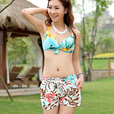New Women's/Men's Fashion Sports Surf Boardshorts Board Swim Shorts Beach Pants