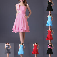 Super Cheap! Sexy Short  Cocktail Party Ball Gown Bridesmaid Homecoming Dress