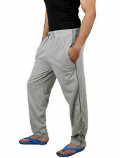 2 pcs of pyjamas track pants lower in 100% cotton cotton lowers sportswear