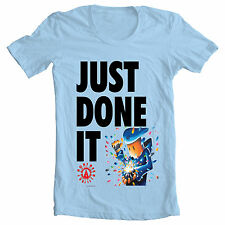 L.Blue 'just done it' mens One Direction Jay-z Nike just do it inspired TShirt