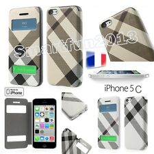 100% MODE,Etui housse coque LUXE Case Shell Phone Schutz cover pour iPhone 5 5C