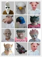 1PC Magic Costume Mixed Head Mask For Halloween Costume Theater Party Cool