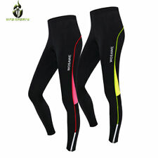 Women Thermal Cycling Tights Padded Cycle Trouser Bike Long Pant COLD WEAR