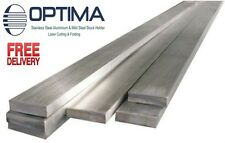 Stainless Steel Flat Bar 1000mm Long 3mm Thick 304 Grade Various Sizes