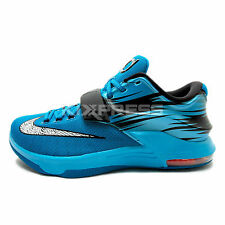 Nike KD VII EP [653997-414] Basketball Kevin Durant Clearwater/Black-Orange