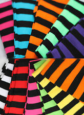 Overknee Long Socks Cotton Rich Over Knee Stripey Socks GGSS01