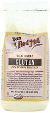 bob's red mill Vital Wheat Gluten, Freshest Batch! Expiration: Aug. 2015