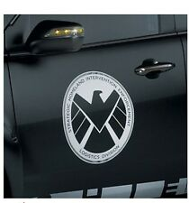 Agents of S.H.I.E.L.D. Car Window Vinyl Sticker Decal Shield Nick Fury Avengers