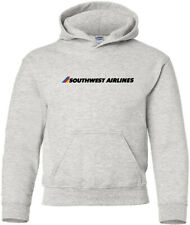 Southwest Airlines Vintage US Airline Logo HOODY