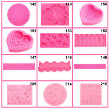 Silicone Mould Mold Ice Cube Chocolate Cake Cupcake Muffin Soap Candy Mold DIY T