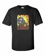Regular Show Cool black t-shirts, fun and funky **** 6 Designs to Choose From**