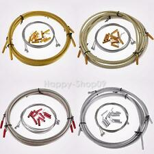 GUB SP MTB Road Bike Braided Brake Cable Inner and Outer Complete Set v#h9