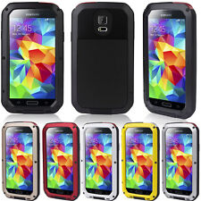 Waterproof Aluminum Gorilla Metal Cover Case for Samsung Galaxy Models