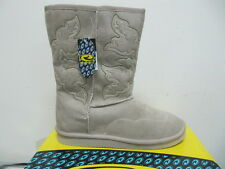 ROPER - Women's Ugg Boots - Faux Shearling Lined - Tan - ( 21532696 ) - New