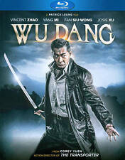 Wu Dang (Blu-ray Disc, 2012) NEW Martial Arts and Hidden Treasure with Slipcover