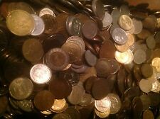NEW! world coins bulk sale wide range of countries job lot vintage gift
