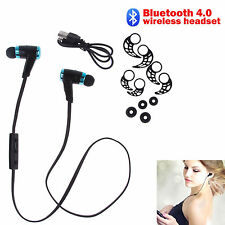2014 New Bluetooth 4.0 Wireless Sweat-proof Earbuds Headset Headphone Earphone