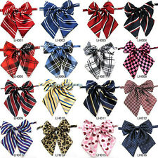 tartan kitty bow kawaii school girl pre tied bow tie 24 color