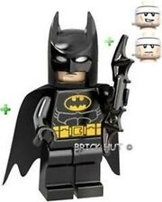 LEGO SUPER HEROES - BATMAN FIGURE + FREE BAT-A-WRANG - 6863 BATWING - FAST - NEW