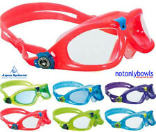 Aqua Sphere Seal Kid 2 Childrens/Youth Swim Goggles / Masks (10% off offer!)
