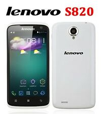Lenovo S820 Dual SIM 4.7'' HD IPS 4 Core 13.0MP 3G GPS Android 4.2 Smartphone