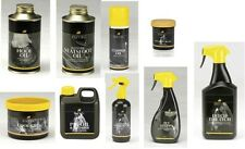 Lincoln Equine Products (Hoof Oil, Neatsfoot, Wound Cream, Green Oil & Gel)