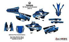 YZ 125 250 UFO Restyled 2002-13 graphics decal kit #2001