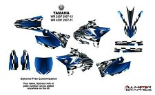 YZ 125 250 UFO Restyled 2002-13 graphics sticker kit #2500