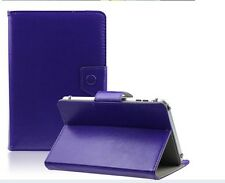 "Folio leather case cover stand skin for 7"" HP Slate 7 Extreme/Slate 7 HD Tablet"