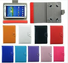 "Folio case cover stand for 7"" Ematic EGQ 7 HD EGQ307 EGM002 EGW004BL TABLET PC"