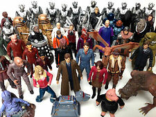 Doctor Who,Torchwood & Primeval Figures Monster,Enemies & Villains Choose From