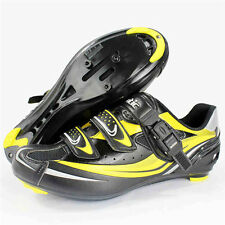 Men Bicycle Cycling Road Bike Racing Shoes Breathable Riding Gym Wear Shoe