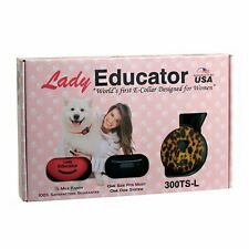 Lady Educator 1/2 Mile Remote Dog Trainer ET-300TS-L ET-302TS-L (Auth Dealer)
