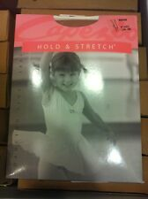 Capezio 145C 145 Girls Stirrup Ballet Dance Tights Hold&Stretch  MS & L (LSN)