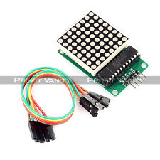 MAX7219 Dot Matrix Assembled Module MCU Control LED Display For Arduino